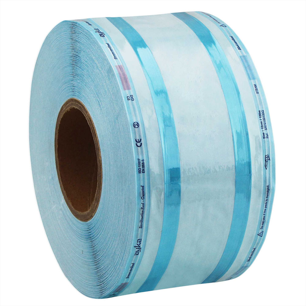 Sterilization Gusseted Reel