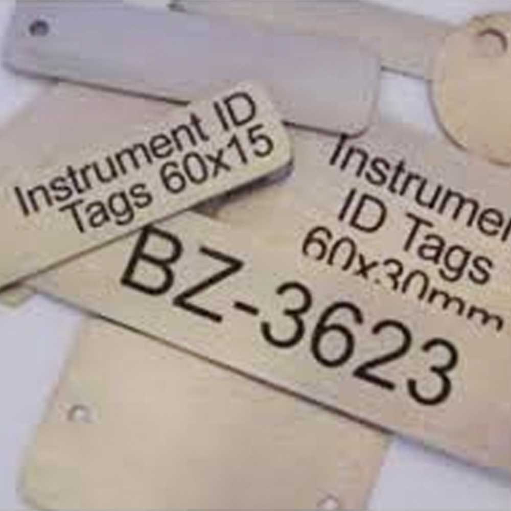 surgical medical instrument id tags